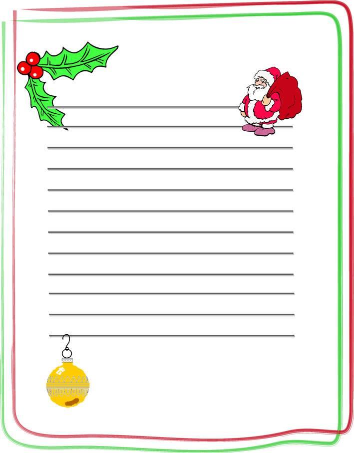 Modelos de cartas para pap noel y reyes magos para - Decorar fotos de navidad gratis ...