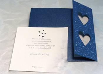 Catálogo de invitaciones para boda