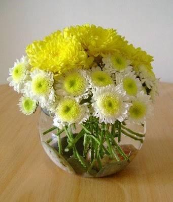 Centros De Mesa Para Bodas Con Flores Arreglos Florales