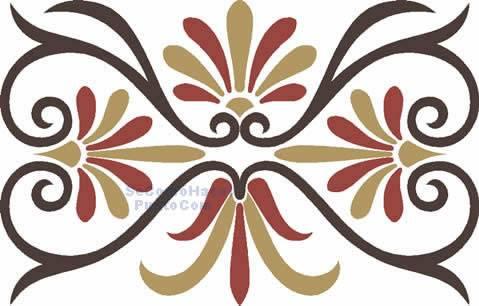 Dibujos para decorar manualidades dibujos decorativos - Cenefas decorativas para imprimir ...