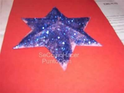 estrellas para decorar el rbol de navidad decoraci n