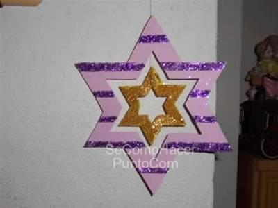 Estrellas De Navidad Para Decorar.Estrellas Para Decorar El Arbol De Navidad Decoracion Del