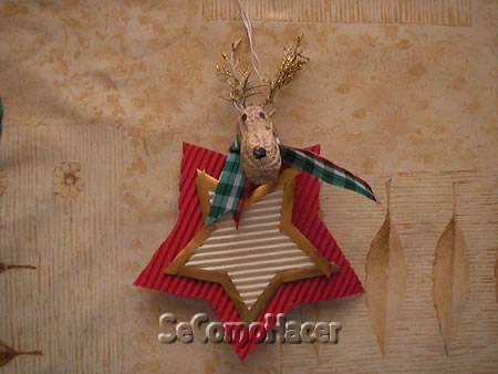 C mo hacer adornos para el rbol de navidad ideas para - Como realizar adornos navidenos ...