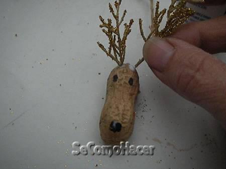 Cómo hacer adornos para el árbol de Navidad