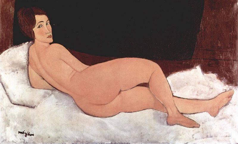 Imágenes del día de la mujer: Modigliani