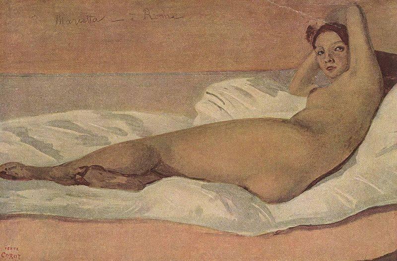 Imágenes del día de la mujer: Corot