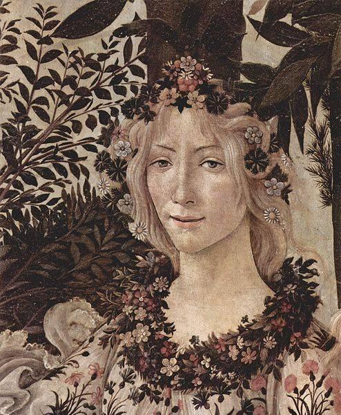 Imágenes del día de la mujer: Boticcelli