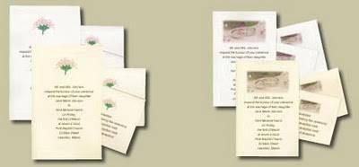 Plantillas Para Imprimir Invitaciones De Boda Diseños De