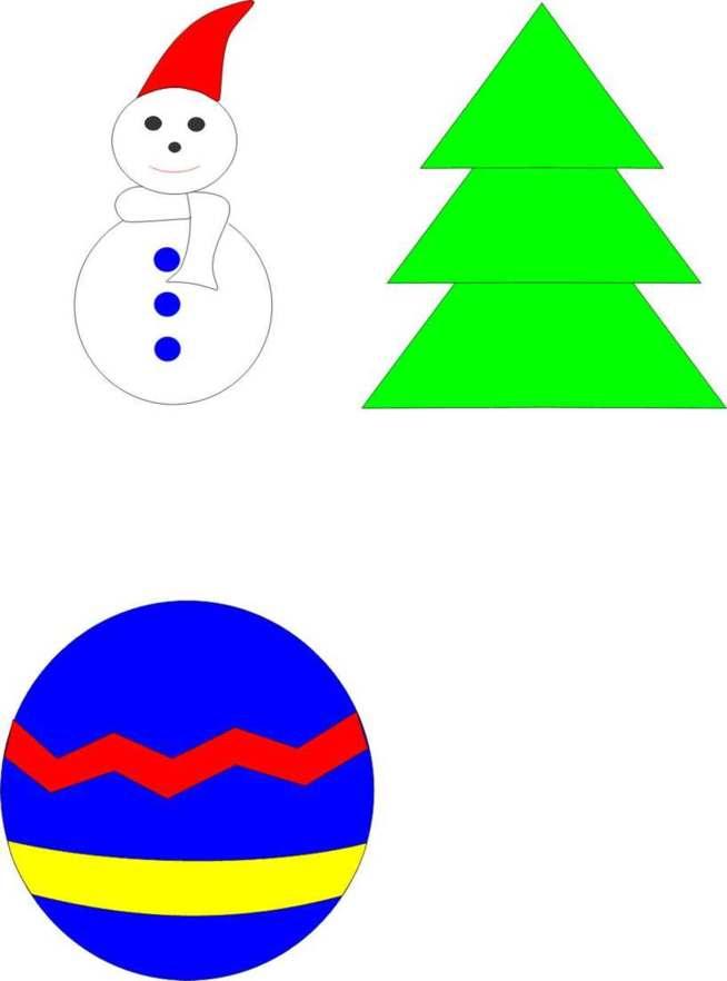 Plantillas de navidad para descargar patrones para for Decoraciones navidenas faciles de hacer