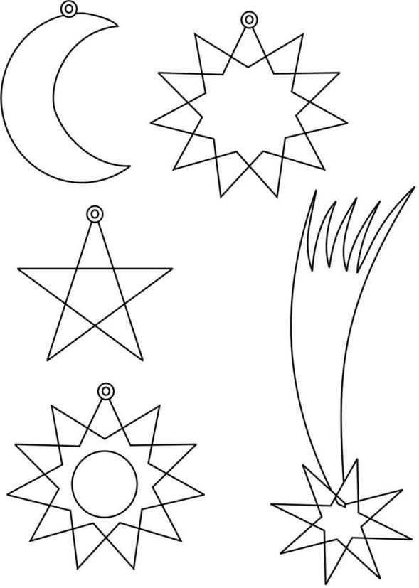 Plantillas de navidad para descargar patrones para for Dibujar planos gratis