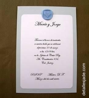 Sellos de colores para tus invitaciones de boda - Como hacer tarjetas de boda ...