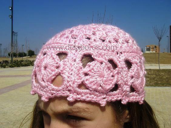 Cómo tejer un gorro a crochet :: Patrones para hacer gorros ...