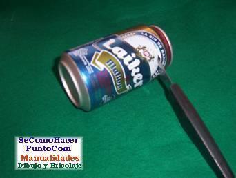 Reciclaje de latas de aluminio c mo reciclar envases de - Reciclar latas de refresco ...