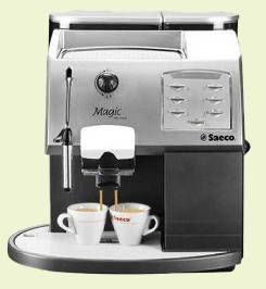 Maquina para hacer cafe
