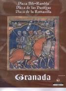 Cartel del Mercado Medieval de Granada
