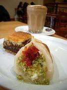 Mamul, galletas árabes de sémola y nuez