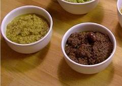 Receta casera de salsa tapenade contra el colesterol