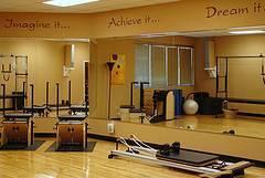 Intenta con Pilates