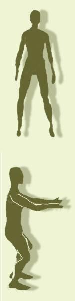 Postura correcta para Tai Chi