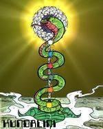 Serpiente Sakti del Kundalini Yoga