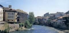 Estella, paso del río Ega