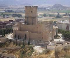 Castillo de la Atalaya en Villena