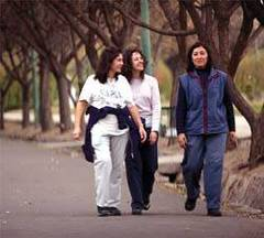 Caminar es salud