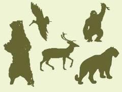 Juego de los cinco animales