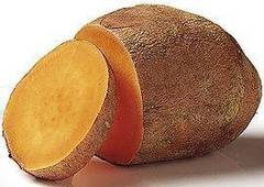 Conserva de batata o boniato