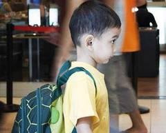 Cómo evitar los dolores de espalda en los niños