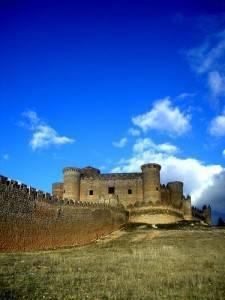 El Castillo de Belmonte en Cuenca