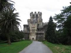 Castillo de Butrón, Gatica, Vizcaya