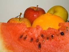 Las frutas en la alimentación infantil