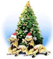 Dónde colocar el árbol de Navidad