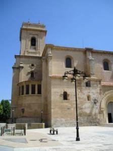 Catedral de San Juan Bautista, Albacete.
