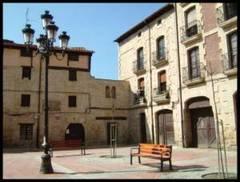 Rincón medieval en Miranda de Ebro