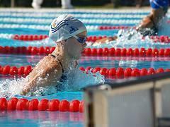 Ejercicios de natación para niños