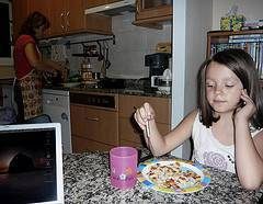 Importancia de la alimentación infantil