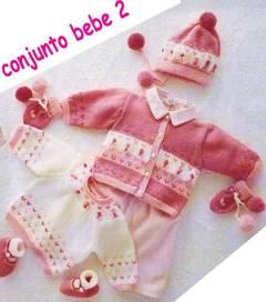 Patrones de chaqueta para bebés