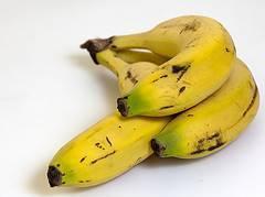 Propiedades medicinales del banano pasa
