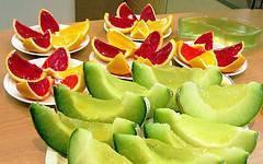 Recetas infantiles con frutas