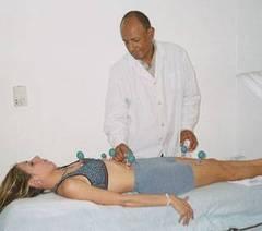 Tratamiento de acupuntura sin agujas