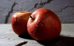 Truco de manzana para la suavidad del cabello