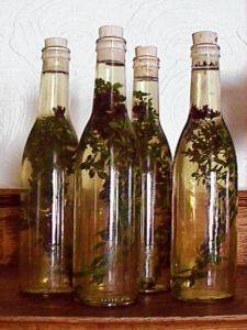 Vinagres aromáticos