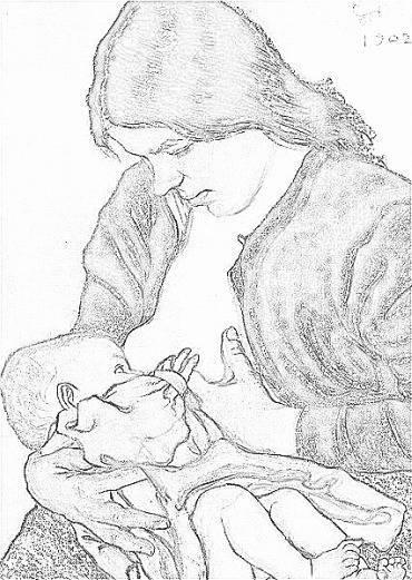 Dibujos para el da de la madre  Imgenes del da de las madres