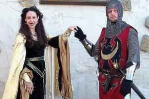 Vestidos medievales trajes medievales disfraces medievales vestuario medieval - Ropa interior medieval ...