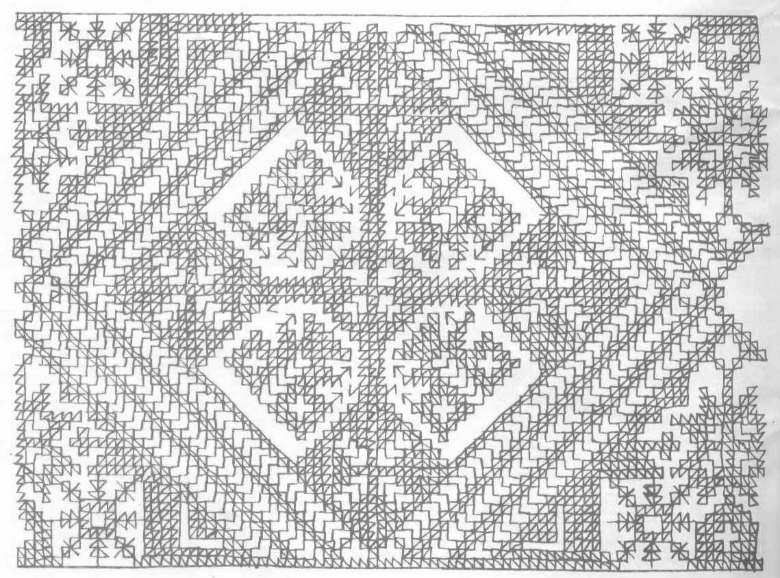 Dise os para bordar alfombras marroqu es alfombras en for Precio de las alfombras persas