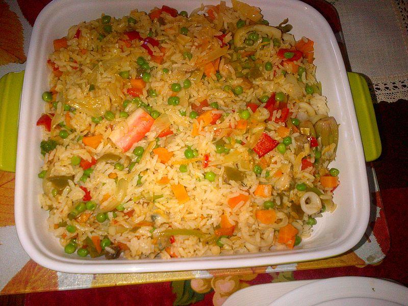 Cómo preparar arroz a la jardinera en 4 variedades - Innatia.com