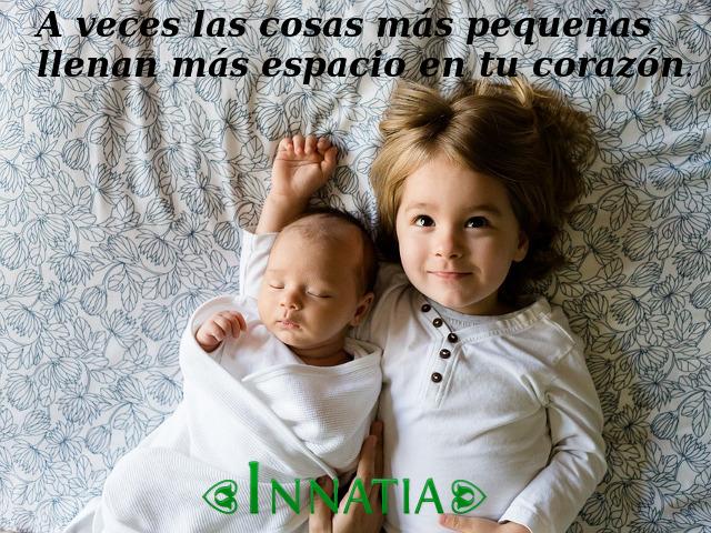 Imágenes De Bebés Con Frases Graciosas Tiernas Hermosas Y