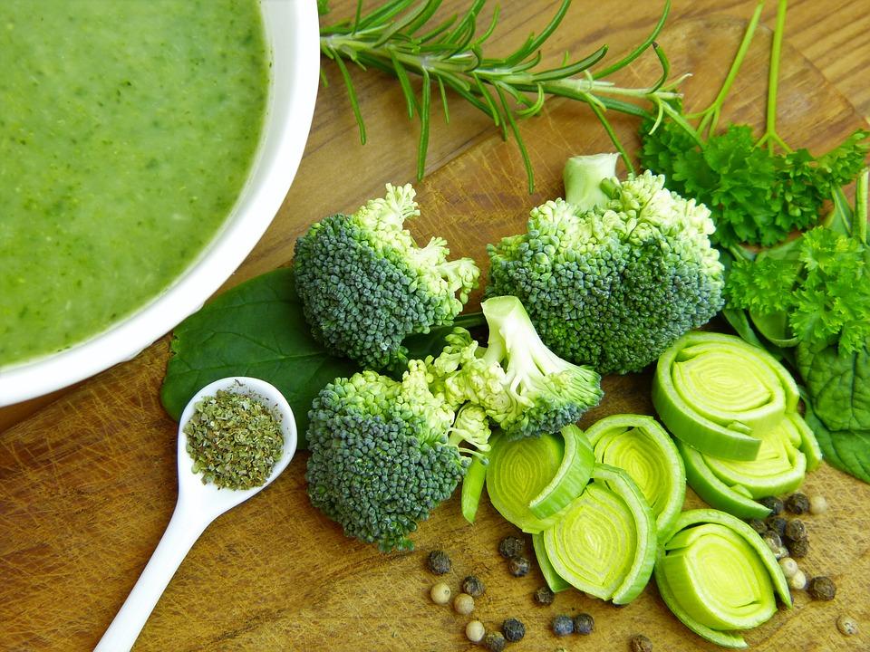 Como Cocinar Brocoli Hervido | Como Cocinar Brocoli Al Vapor Gratinado En Microondas Y Mas